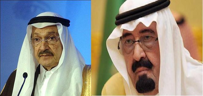 الأمير طلال بن عبد العزيز يلمح بإلغاء هيئة البيعة ويطالب بالعودة للعرف بعد تعين الامير مقرن