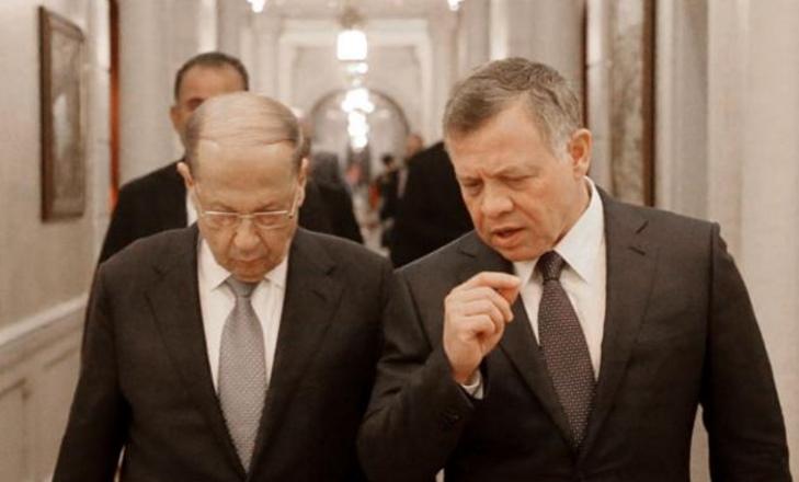 الاردن حذر لبنان من ضربات اسرائيلية تستهدفه