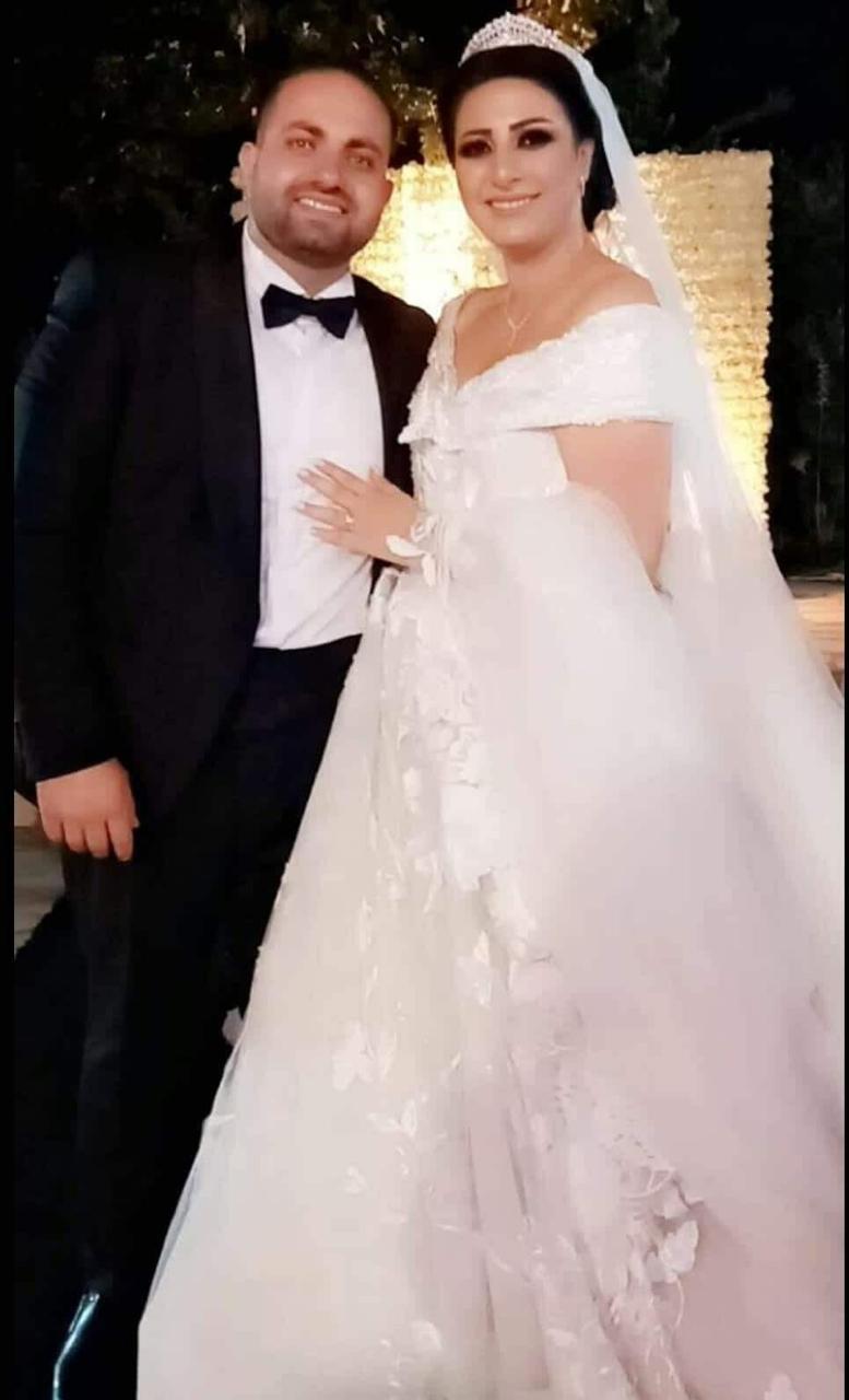 عامر حداد مبارك زواج ابنتكم