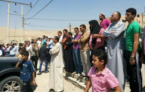 """على خلفية قضية التعزيم ..  تجمع شباب """"أريد حقي"""" يعتزم إقامة وقفة احتجاجية بـ """"عمان"""""""