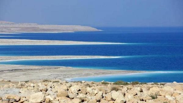 عمر البحر الميت اقترب من نهايته ويواجه خطر الجفاف