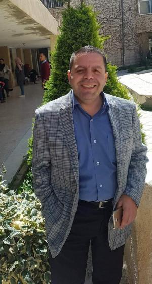 احمد زياد أبو غنيمة .. مبارك التخرج