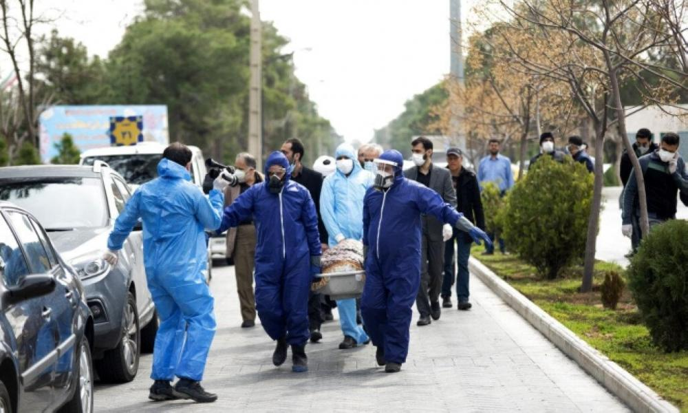 ارتفاع حصيلة وفيات كورونا في إيران إلى 4958 مع 89 وفاة جديدة