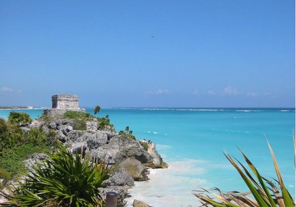 بلايا ديل كارمن ..  مدينة تتغنى بجمال الطبيعة في المكسيك .. صور