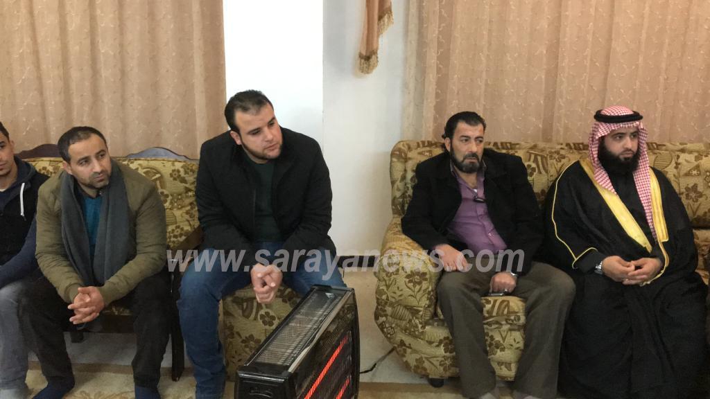 عطوة اعتراف بقضية الاعتداء على الزميل علاء الذيب  .. صور