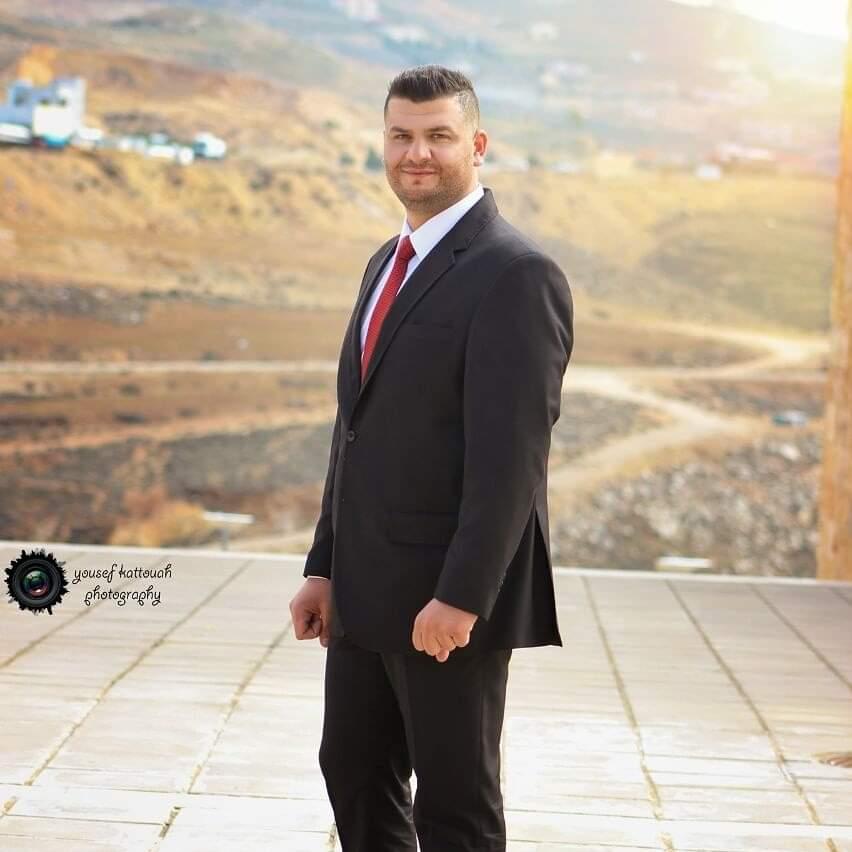 """ميلاد سعيد لـ""""احمد ابو عمارة""""  ..  صور"""