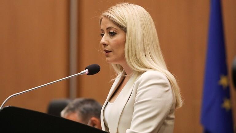 لأول مرة ..  برلمان قبرص ينتخب امرأة لرئاسته