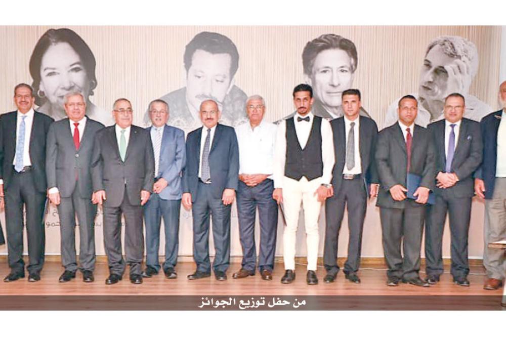 فلسطين الدولية توزّع جوائز مسابقتها الثقافية الثامنة