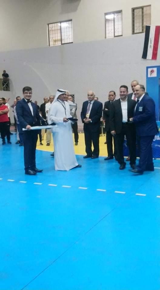 طلبة فيلادلفيا يشاركون في تنظيم البطولة العربية لأندية ابطال الدوري في كرة اليد