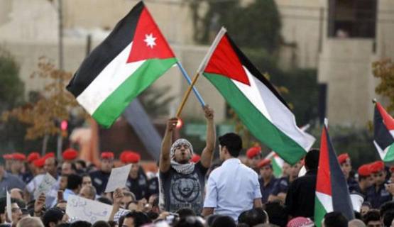 ميدل إيست: كورونا منع انتفاضة أردنية ضد نتنياهو
