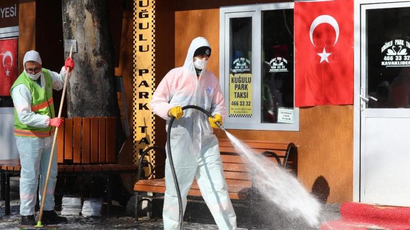 تركيا: 71 وفاة و1511 إصابة جديدة بكورونا