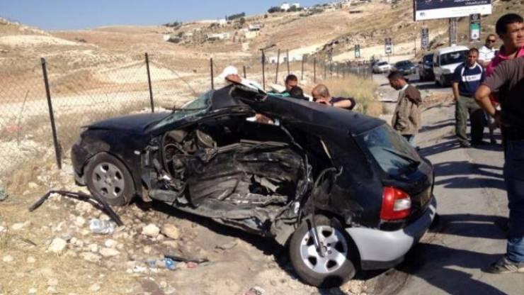 وفاة شابين بحادث سير مروّع قرب العيزرية