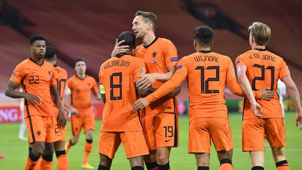 فيديو – أهداف مباراة هولندا وأوكرانيا في يورو 2020