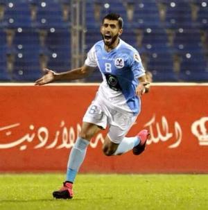 الفيصلي يحل خلافه مع بهاء عبد الرحمن