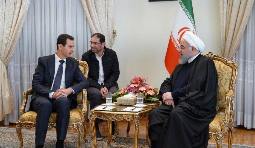اتفاقات إيرانية سورية عراقية مرتقبة للربط السككي بين البلدان