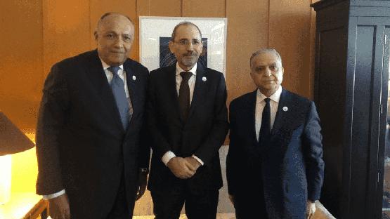 لقاء أردني مصري عراقي مرتقب في عمّان
