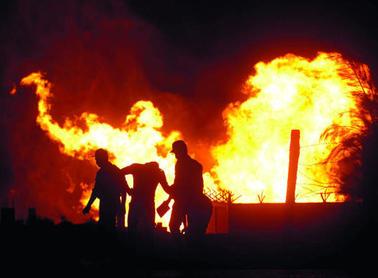 إمدادات النفط العراقي والغاز المصري إلى الأردن متوقفة