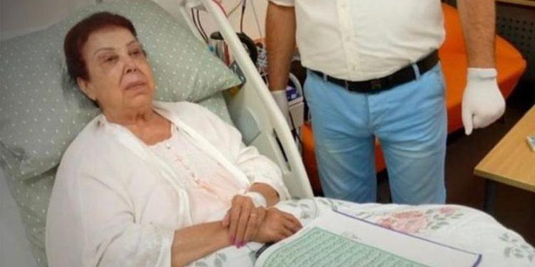 بالفيديو  ..  ممرضة رجاء الجداوي تروي اللحظات الأخيرة في حياتها قبل الرحيل بسبب الكورونا  ..  تفاصيل