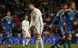 ريال مدريد يواجه خطر الخروج.. وزيدان يبرر الهزيمة الثانية