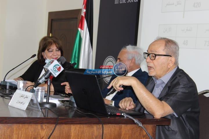 """بدران يوقع كتابه """"الدولة العربية من السلطوية الى الحداثة"""""""