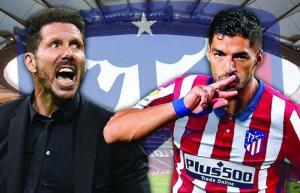 لويس سواريز ينضم رسمياً لأتلتيكو مدريد