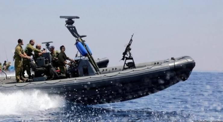 إصابة صيادين برصاص بحرية الاحتلال قبالة شاطئ بيت لاهيا