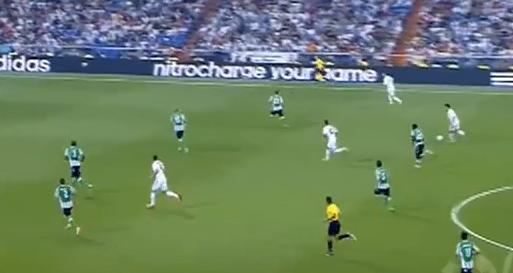 بالفيديو .. رنالدو ضد بيتيس لقطه رائعه