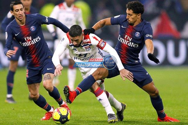 الدوري الفرنسي : باريس سان جيرمان يستضيف ليون في قمة مباريات الجولة السادسة  ..  صور