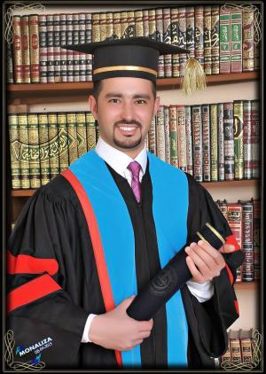 الدكتور انس العبابنه الف الف مبروك التخرج