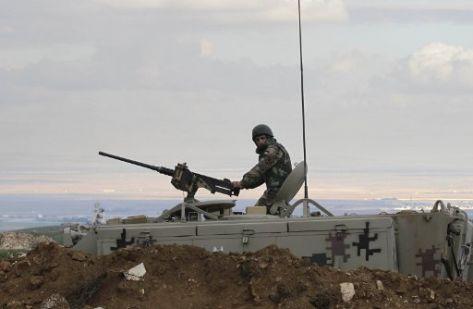 ضبط 4 سلفيين حاولوا التسلل لسوريا