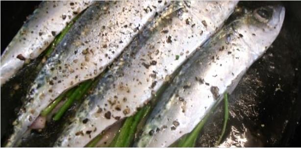 طريقة عمل صينية سمك فى الفرن