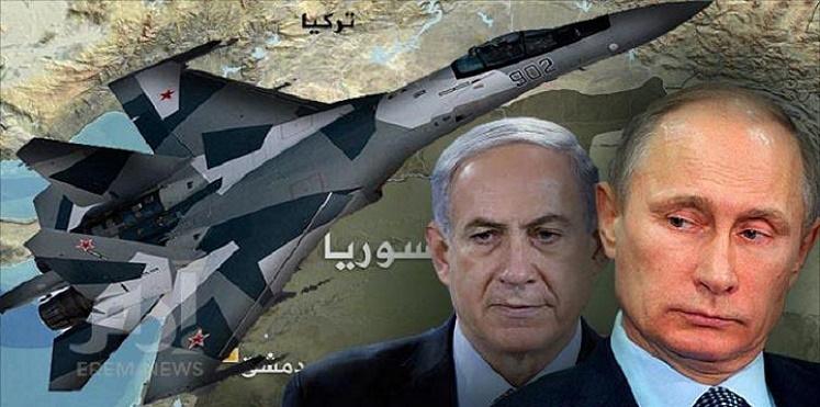 """هل فضحت منظومة """"حيتس"""" اتفاقًا إسرائيليًا روسيًا لاستهداف الجيش السوري؟"""