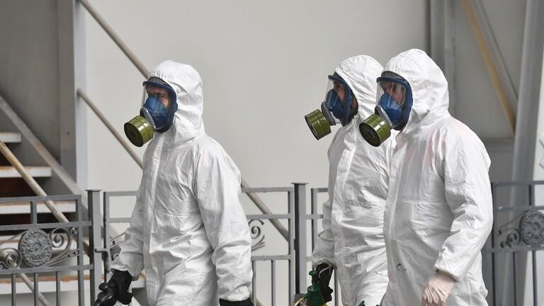 وفاة 27 شخصا جراء فيروس كورونا في موسكو