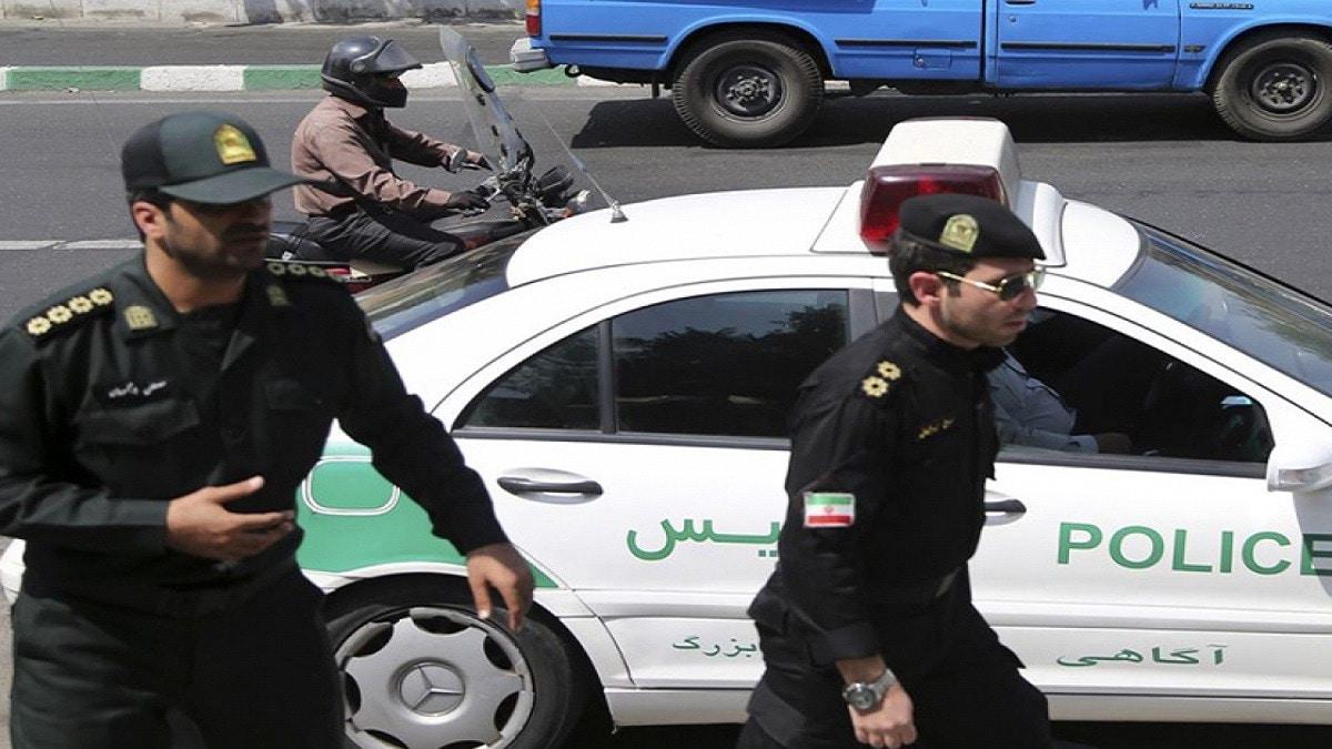 """بالفيديو  ..  اعتقال شخص ادعى أنه """"المهدي المنتظر"""" في ايران"""