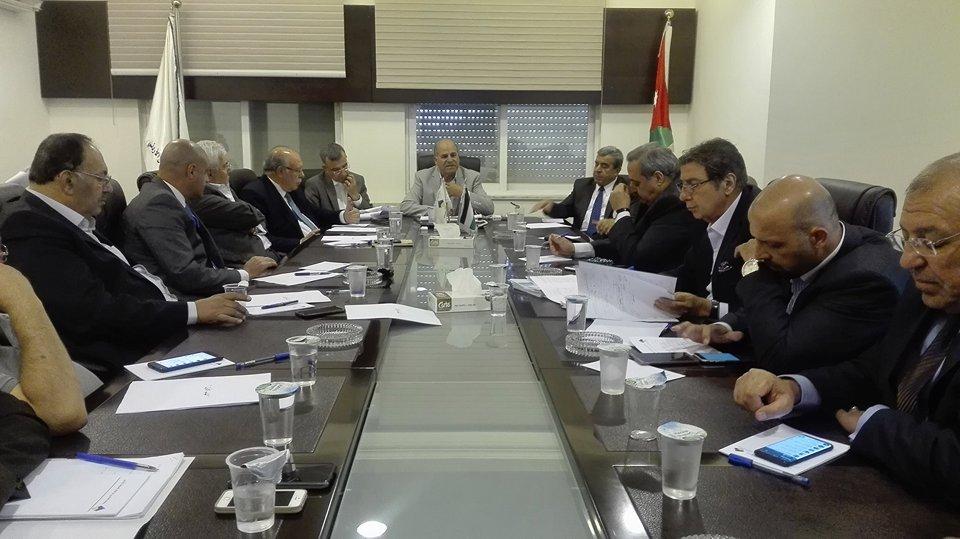 ممثلو قطاع الانشاءات يلوحون بالتصعيد رفضا لنظام الأبنية والتنظيم في أمانة عمان
