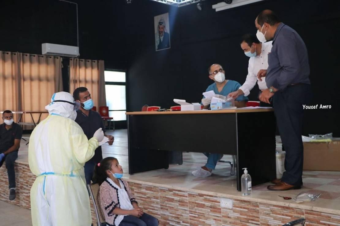 الصحة الفلسطينية: 64 إصابة جديدة بكورونا  ..  34 منها في الخليل و 14 في القدس  ..  تفاصيل