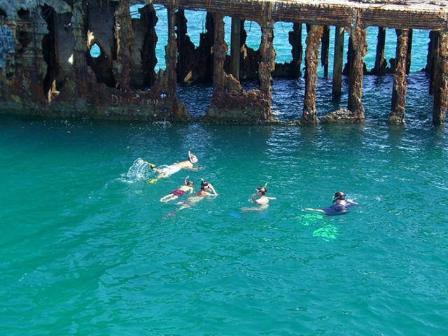 بالصور ..  الباهاماس فردوس يختصر جمال الجزر