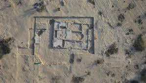 كنيسة ودير صير بني ياس ..  الموقع الأثري المسيحي الوحيد بالإمارات