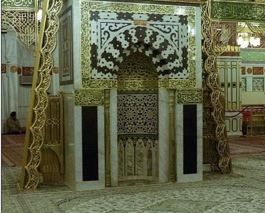 بالفيديو: تعرف على محاريب المسجد النبوي السبعة