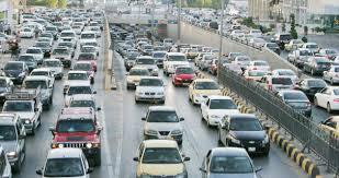 الشواربة: الازدحامات المرورية في عمان حالة مؤقتة  .. ويدعو المواطنين التحلي بالصبر