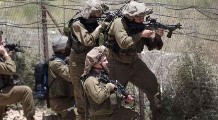 24 جريحا برصاص الاحتلال بقطاع غزة