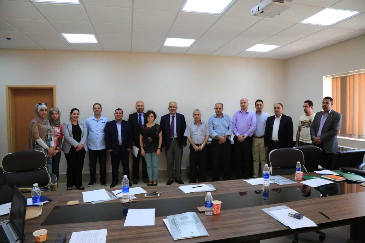 """""""إدارة الصراع والوساطة"""" دورة تدريبية في جامعة الزيتونة الأردنية"""