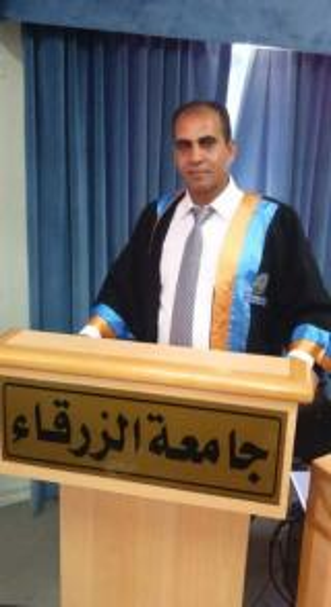 نائل  اسماعيل  الخوالدة مبروك الماجستير