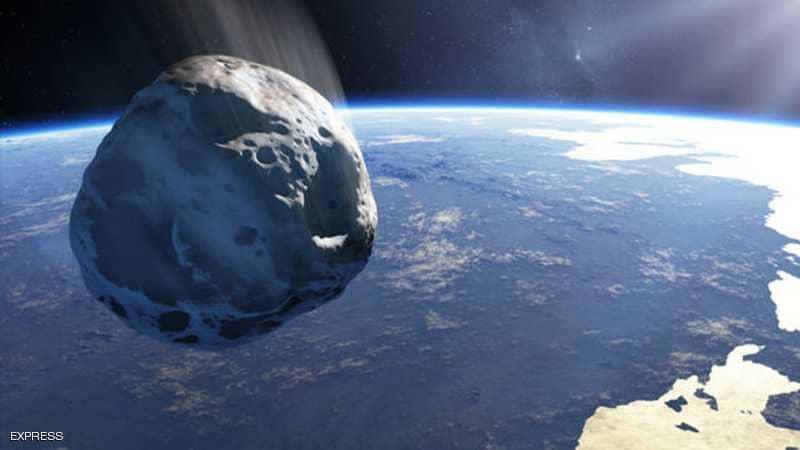 كويكب يتجه نحو الأرض