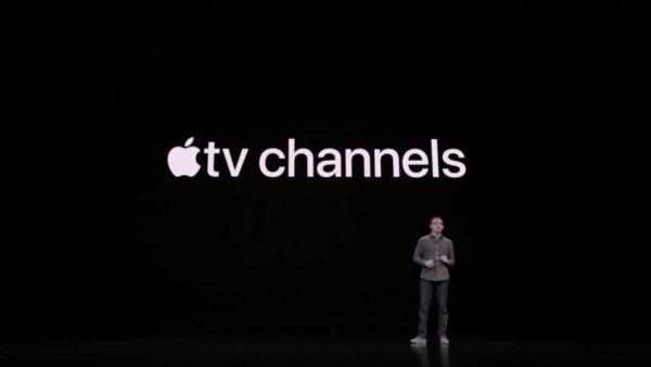جديد آبل ..  خدمة الفيديو Apple TV+ وقنوات Apple TV