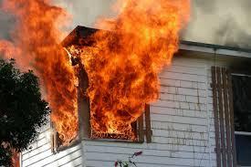 بيتي انحرق