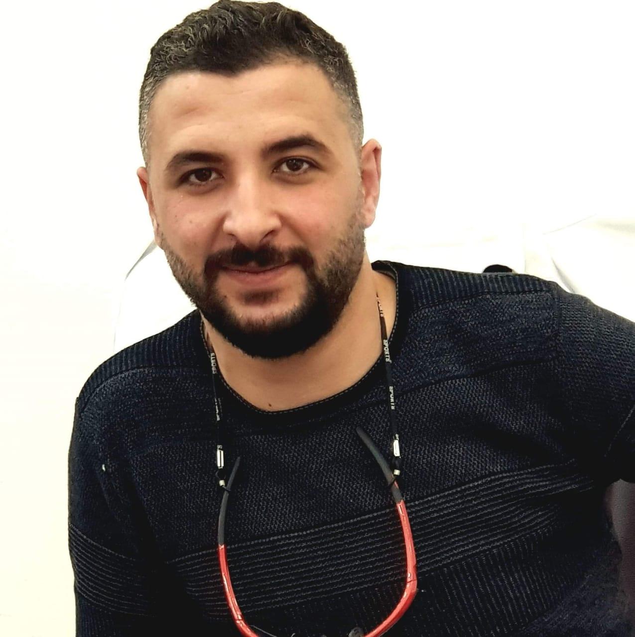 الدكتور ضياء الدين عويدات.عيد ميلاد سعيد