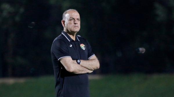 حمد: التنافس في الدوري الأردني ليس بالمستوى المطلوب