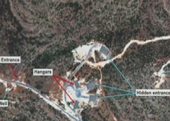 بالفيديو : الأسد يبني مجمعاً نووياً تحت الأرض وحزب الله يحرسه