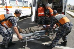 وفاة وإصابتان في حادث دهس بمعان